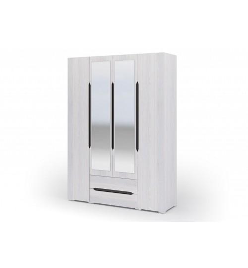 Шкаф 4х ств. Валенсия (ШК014)