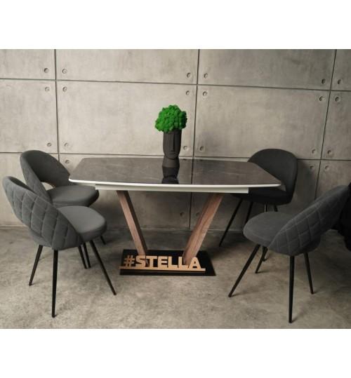 Стол обеденный Клейд (1,4*0,8)
