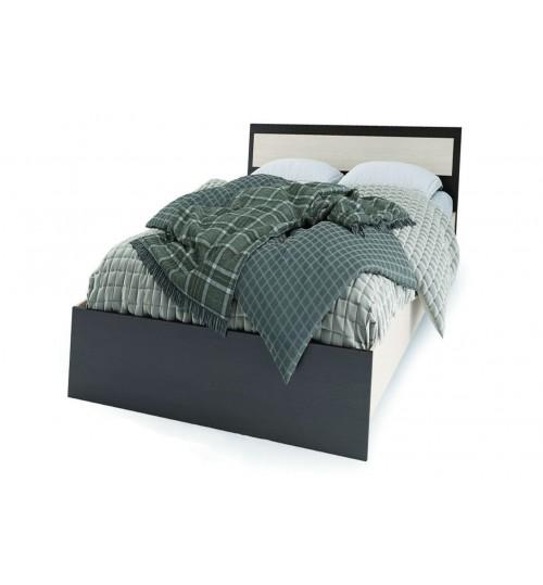Кровать Гармония 0,9м (КР603) с матрасом