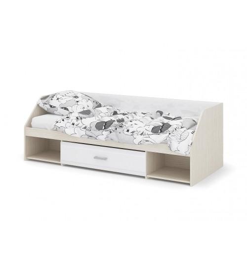 Кровать Симба 0,8м с матрасом