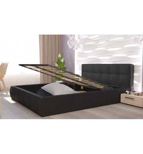 Кровать Оскар 73-1 1,4м с подъемным механизмом