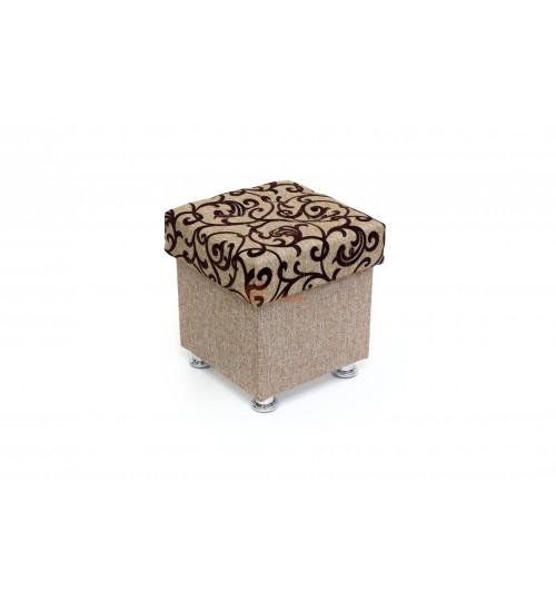 Пуф квадратный (с ящиком)