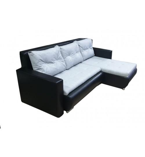 Угловой диван Валерия (с подлокотниками)