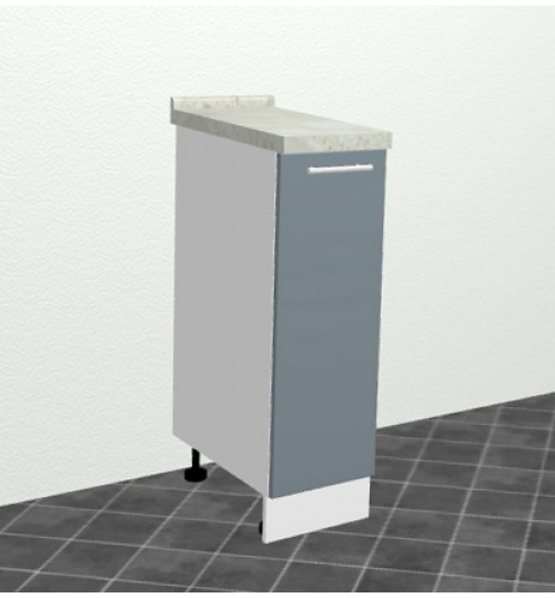 ШН 300 Шкаф нижний кухня Лиза