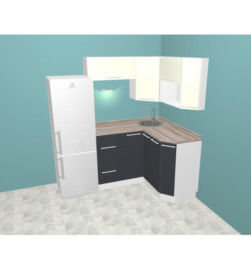 Кухня Лиза угловая 1,4м