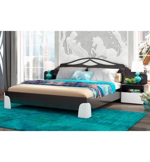 Кровать Жаннет с матрасом СТЛ.262.01