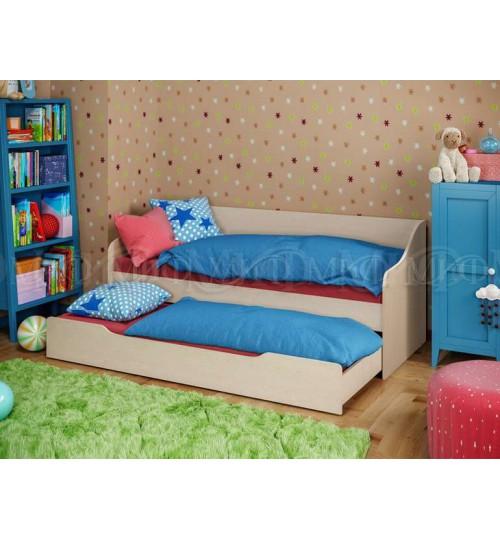 Кровать Вега - 2 с матрасами