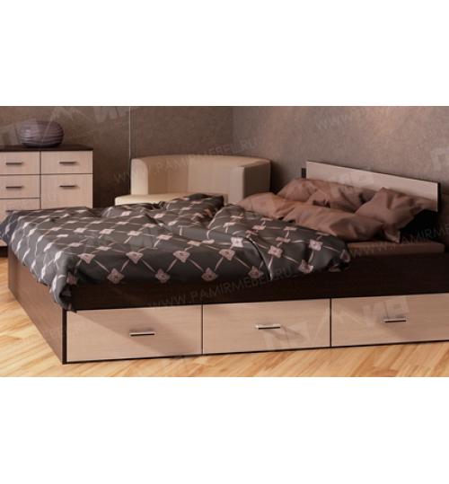 Кровать КР 1600 6Я