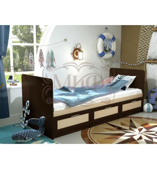 Кровать Алекс  с матрасом