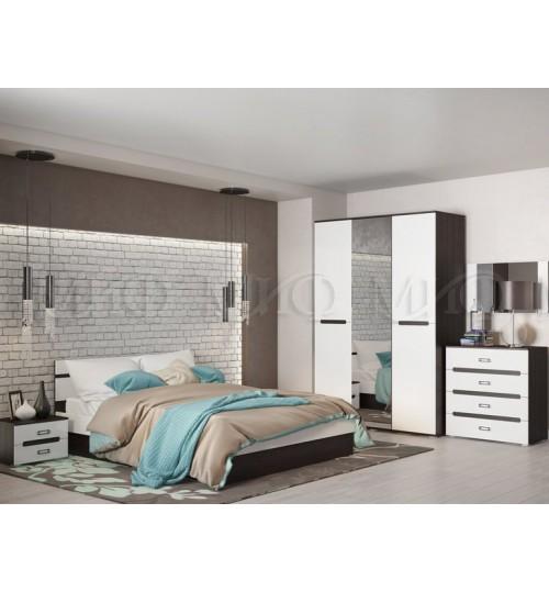 Спальня Ким с матрасом